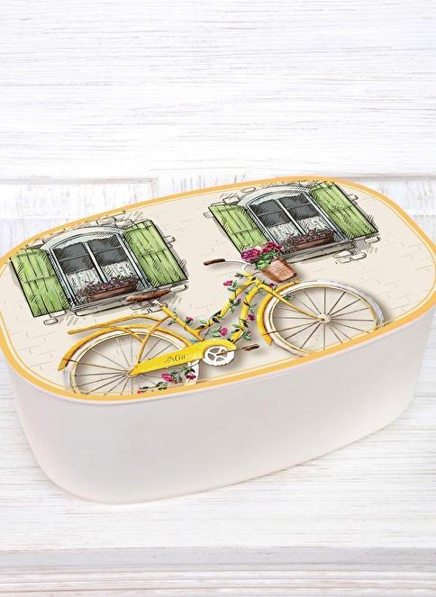 The Mia Ekmek Kutusu Bisiklet A Renkli